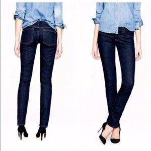 J. Crew Matchstick Dark Wash Jeans 28 R